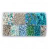 Caja de Sprinkles Mix 300 gr Blue Overload Happy Sprinkles
