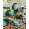 Plato de cerámica 17 cm Khaki Blushing Birds Pip Studio