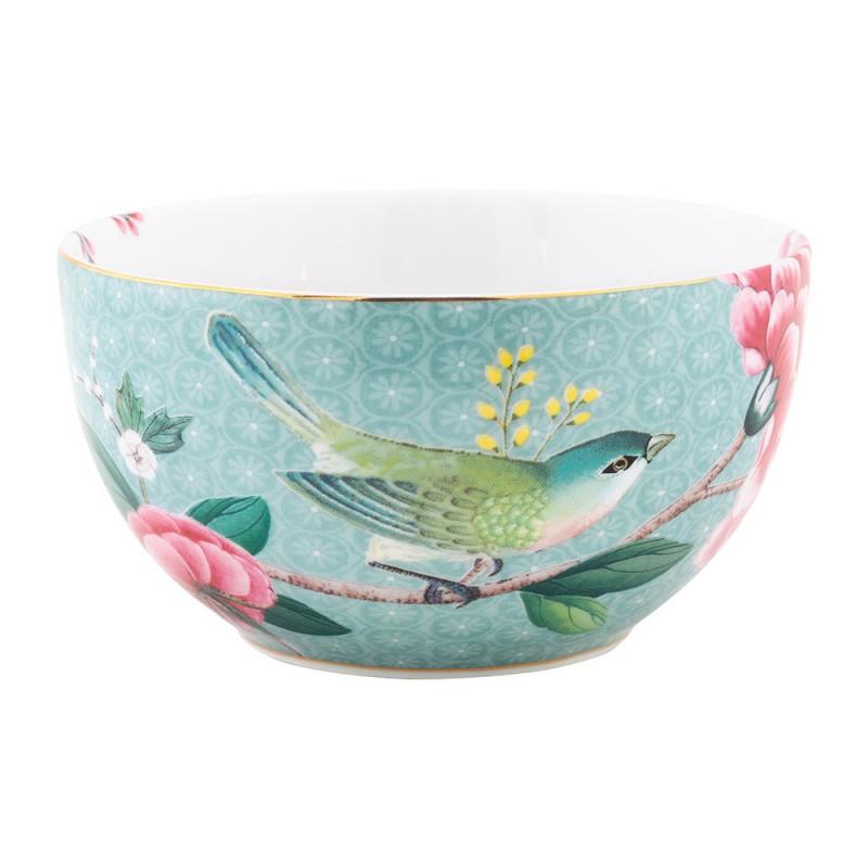 Bol de cerámica 12 cm Azul Blushing Birds Pip Studio