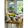 Plato de madera 32 cm Khaki Blushing Birds Pip Studio