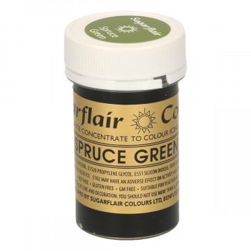 Colorante en pasta Verde Abeto Sugarflair