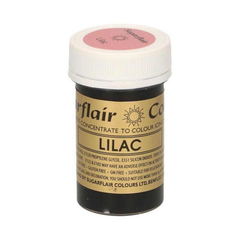 Colorante en pasta Lila Sugarflair