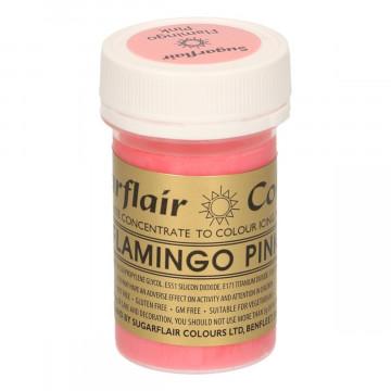 Colorante en pasta Rosa Flamenco Sugarflair