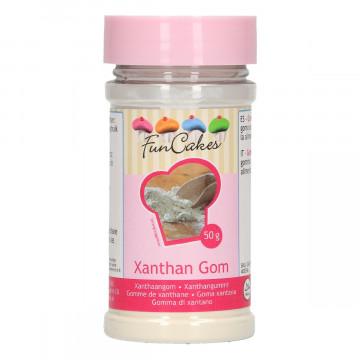 Goma Xantana 50 gr Funcakes