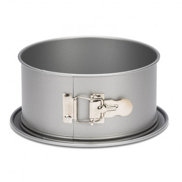 Molde redondo desmontable de 18 cm Silver Patisse