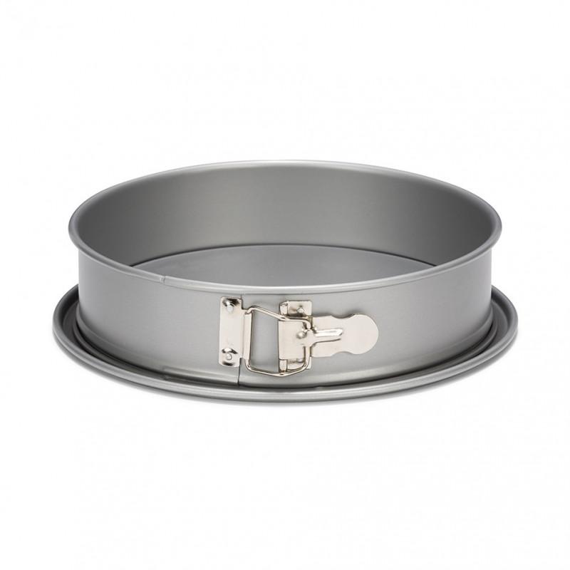 Molde redondo desmontable de 24 x 6 cm Silver Patisse