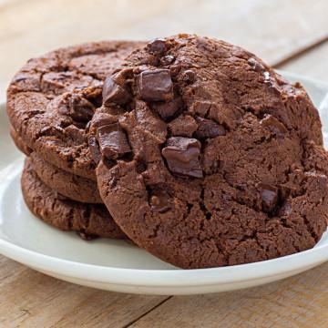 Preparado para Cookies de Chocolate 400 gr Funcakes