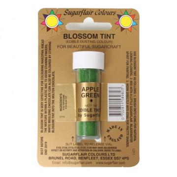 Colorante en polvo Apple Green Sugarflair