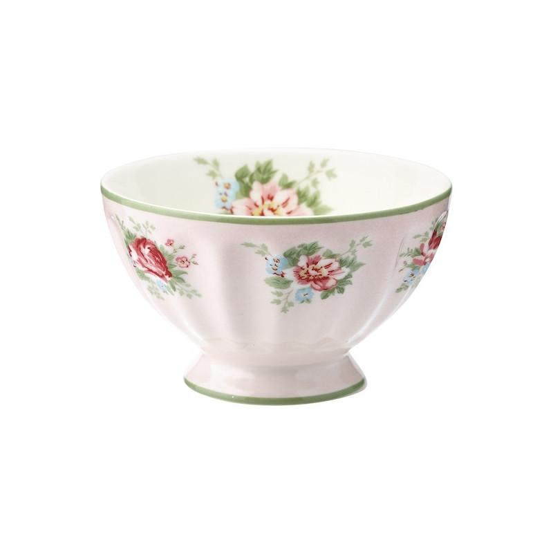 Bol de cerámica 10 cm Aurelia Pale Pink Green Gate