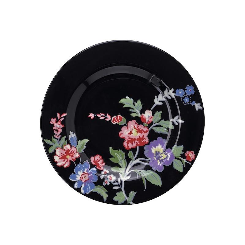 Plato de cerámica 15 cm Isobel Black Green Gate