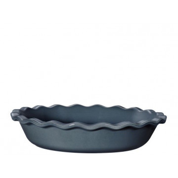 Molde redondo de ceramica Azúl Azafata Émily Henry