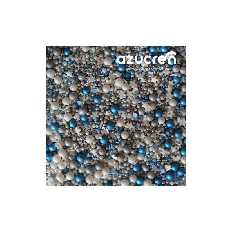 Sprinkles Perlas Fideos Estrellas Polaris 90 gr Azucren