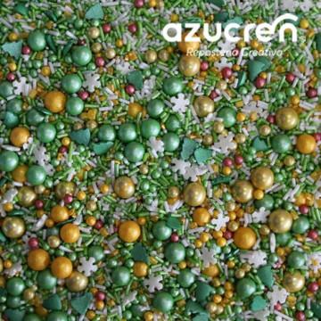 Sprinkles Tradiciones Navideñas 90 gr Azucren
