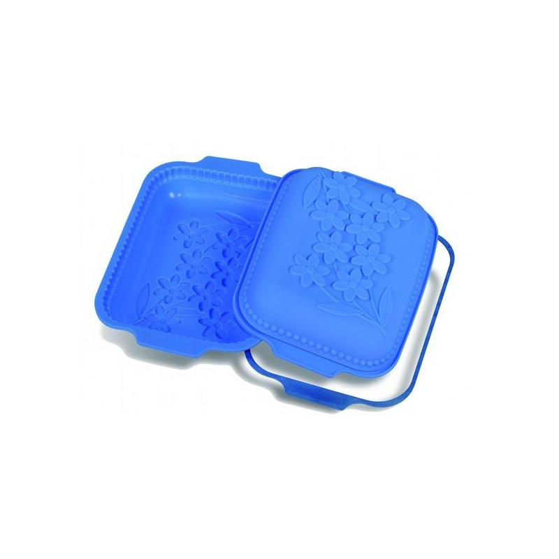 Molde rectangular silicona Daisy Pan SLK