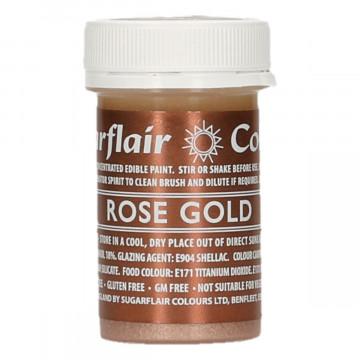 Pintura Metalizada Rose Gold Sugarflair