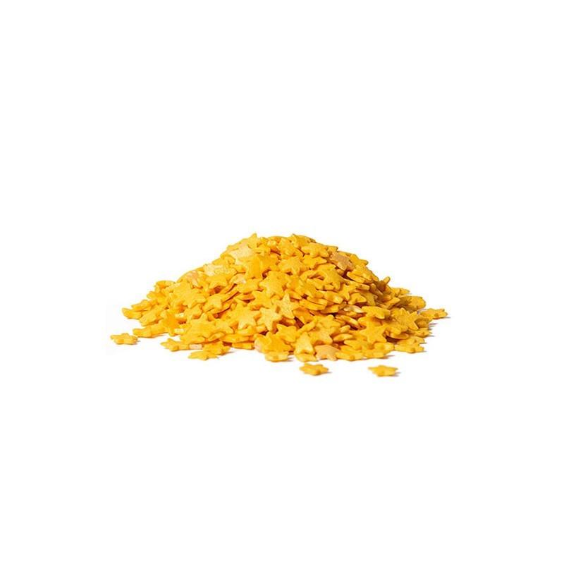 Sprinkles estrellas oro Sweet Kolor