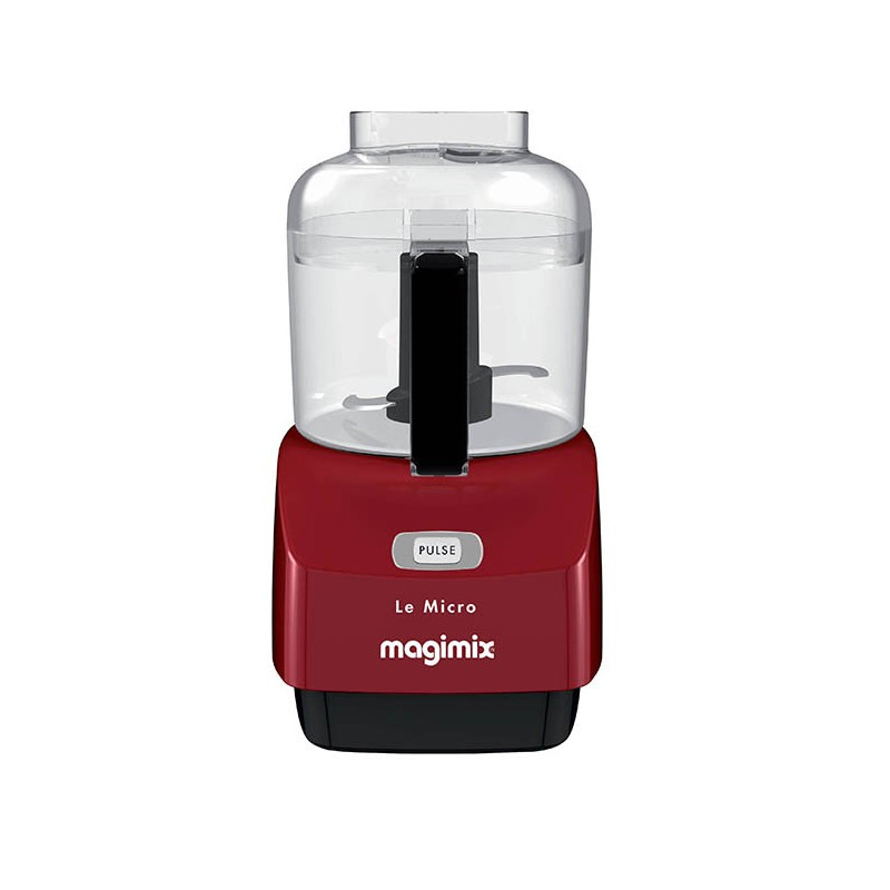 Procesador de alimentos Le Micro Rojo Magimix