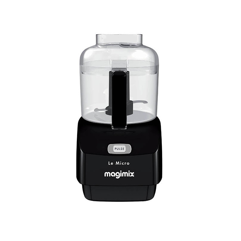 Procesador de alimentos Le Micro Negro Magimix