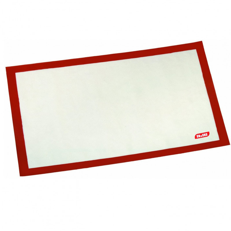 Plancha de Horneado Fiberglass 40 x 30 cm IBILI