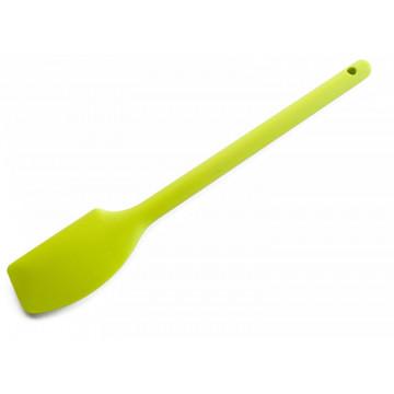 Espátula de silicona verde IBILI