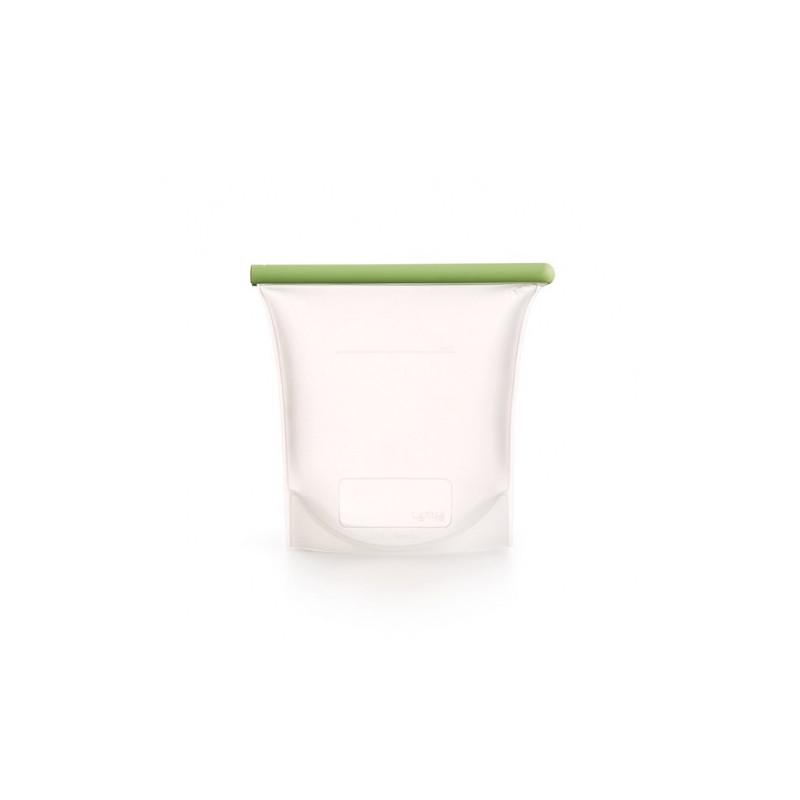 Bolsa Reutilizable de Silicona 1500 ml Lékué