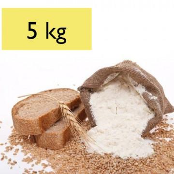 Harina de trigo Panadera 5kg El Molino