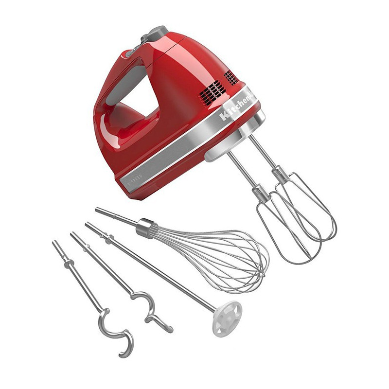Batidora de mano eléctrica Rojo Kitchen Aid