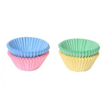 Pack de 100 Cápsulas para bombones Colores Pastel House Of Marie