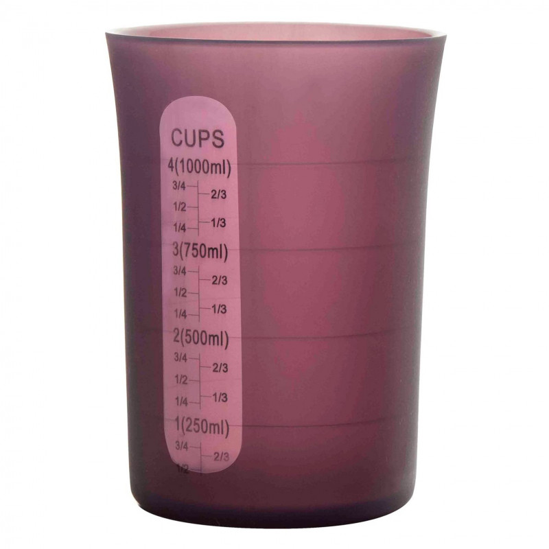 Vaso Medidor Flexible 1 litro Ibili