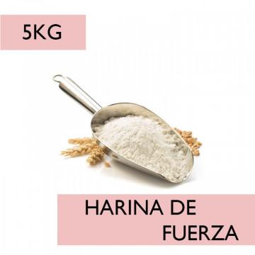 Harina de trigo de FUERZA W300 El Molino
