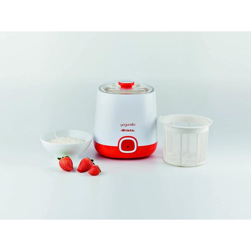 Yogurtera 1 litro Naranja Yogurella Ariete