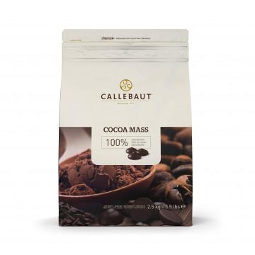 Chocolate negro 100% en grageas Callebaut
