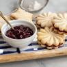 Sello/Estampación de galletas PRETTY PLEATED Nordic Ware