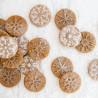 Sello/Estampación de galletas SNOWFLAKE Nordic Ware
