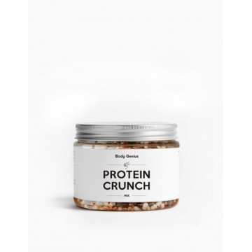 Cereales Protein Crunch 4 Chocolates My Body Genius