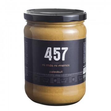 Crema de Cacahuete 457 PALEOBULL