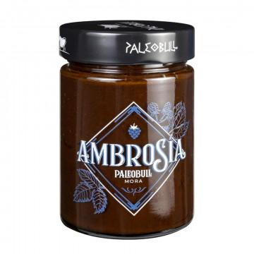 Crema de Cacao y Avellanas AMBROSIA Mora PaleoBull
