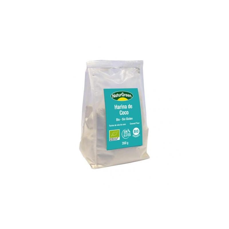 Harina de Coco Bio 350 g NaturGreen