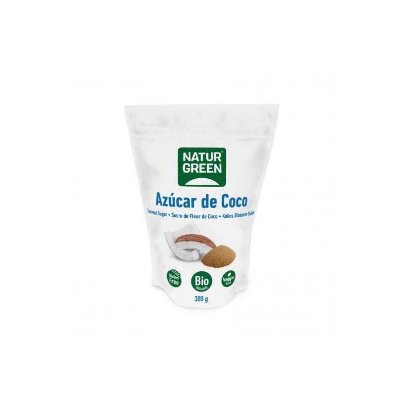 Azúcar de coco Bio 300 g NaturGreen
