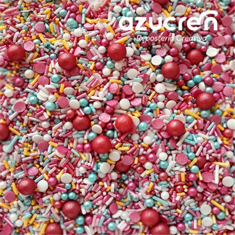 Sprinkles Cereza 90 gr Azucren