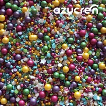 Sprinkles Feliz 90 gr Azucren