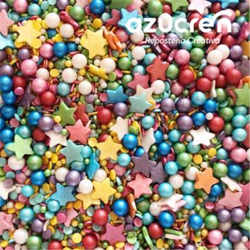 Sprinkles Cielo Brillante 90 gr Azucren
