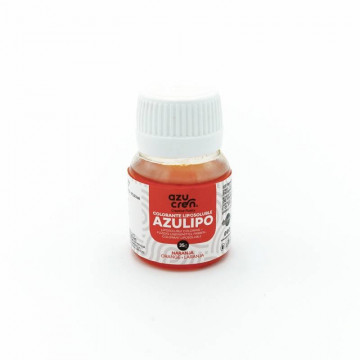 Colorante liposoluble NARANJA 35 ml Azulipo Azucren