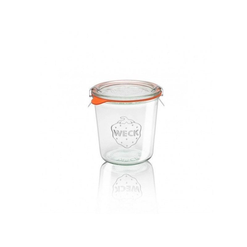 Tarro de cristal Mold 742 de 580 ml Weck
