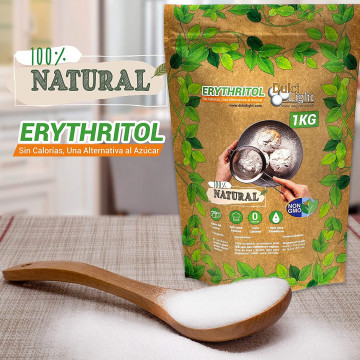 Eritritol Eco 100% Natural DulciLight