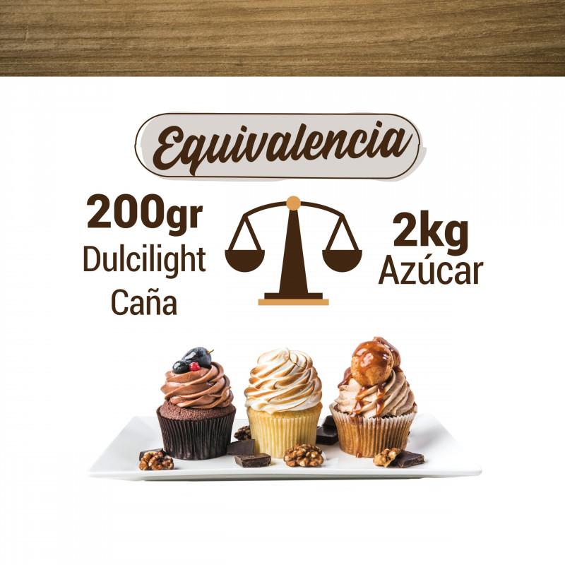 Pack 100 sobres Sucralosa Moreno Ecológica 100% Natural DulciLight
