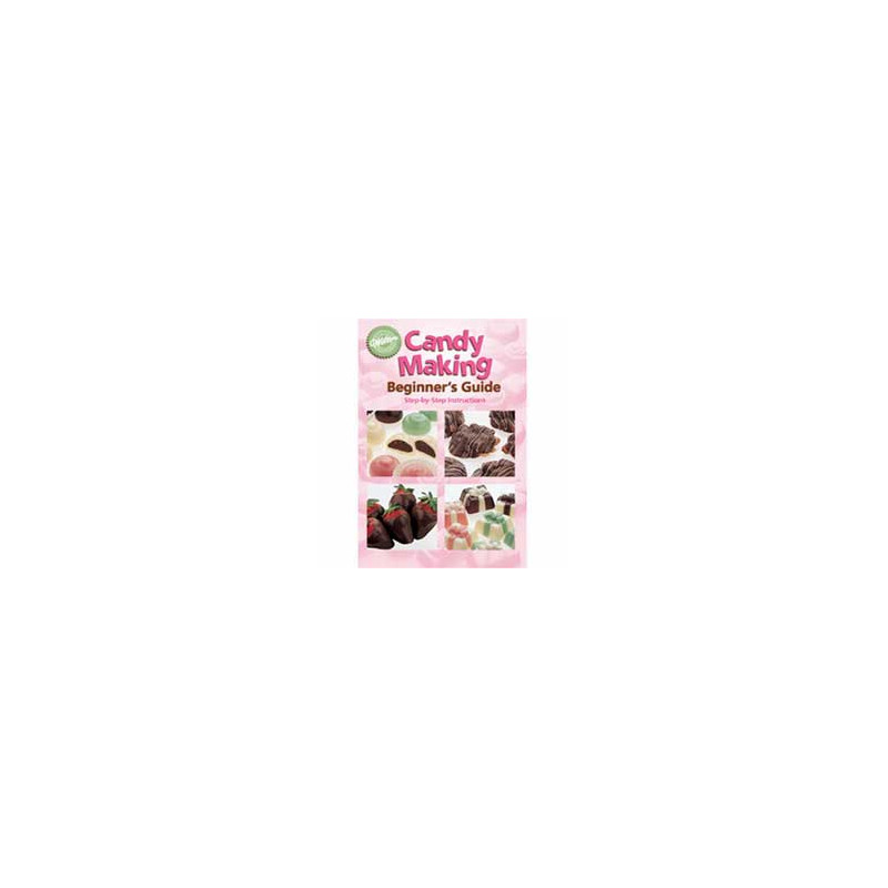 Libro Candy Making Begginer´ Guide