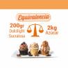 Pack 100 sobres Sucralosa Ecológica 100% Natural DulciLight