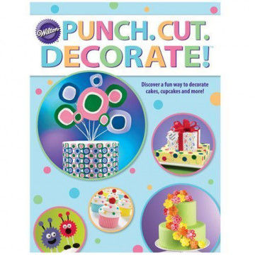 Libro Punch Cut Decorate Wilton