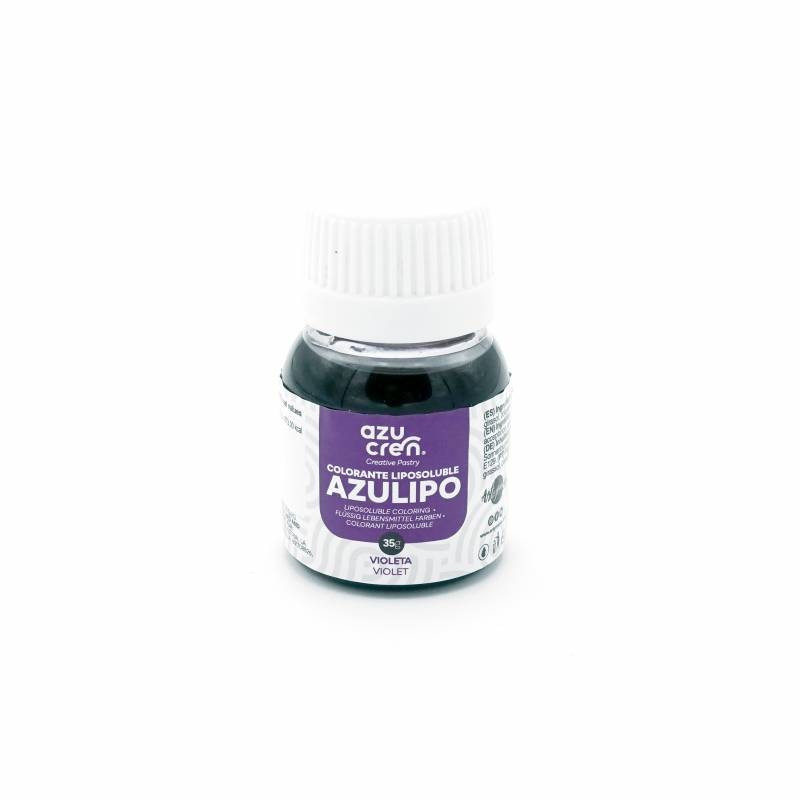 Colorante liposoluble VIOLETA 35 ml Azulipo Azucren